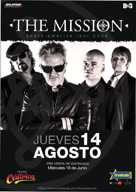 the mission 2014 lima